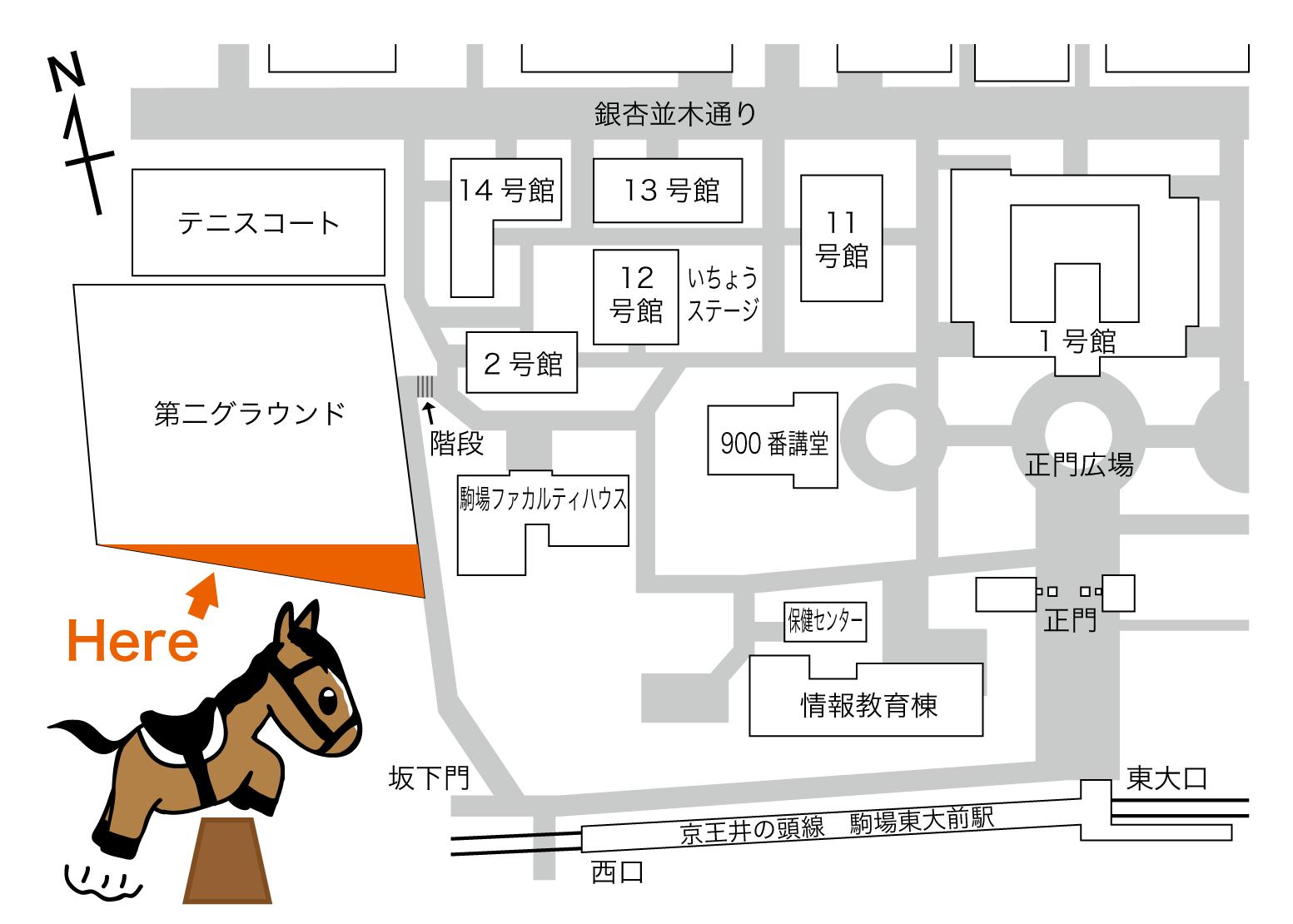 駒場祭地図-01