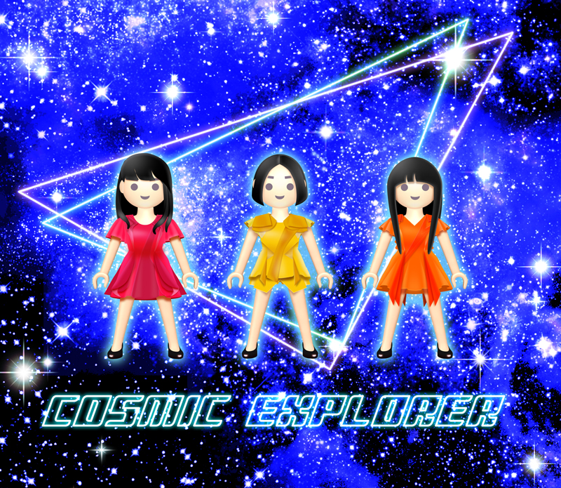Perfume_COSMIC_EXPLORER_Playmobil