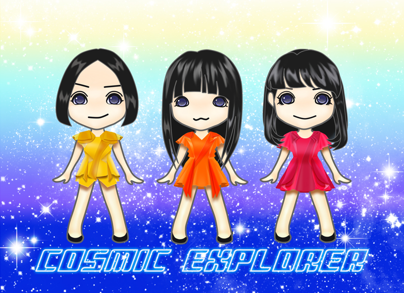 Perfume_Illust_COSMIC_EXPLORER_mini_2