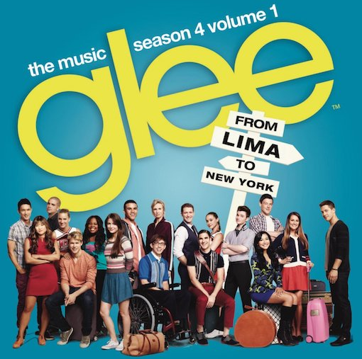 「GLEE THE MUSIC, SEASON 4 VOLUME 1」