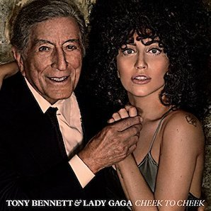 TONY BENNETT LADY GAGA「CHEEK TO CHEEK」
