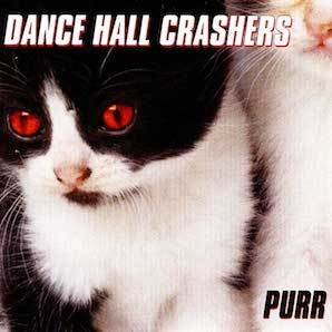 DANCE HALL CRASHERS「PURR」