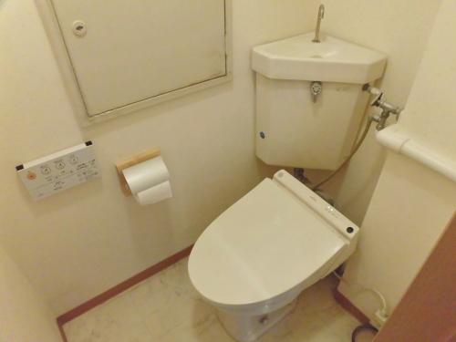 パール綱島マンション408 (トイレ)