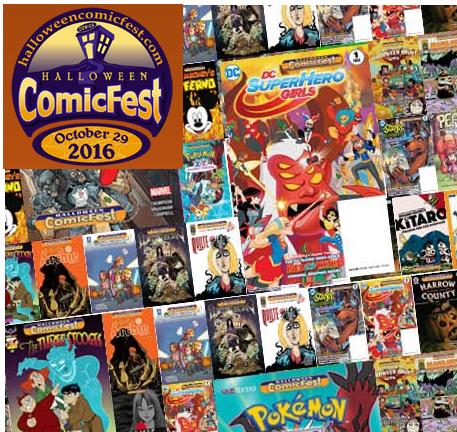 Comic Fest 1029