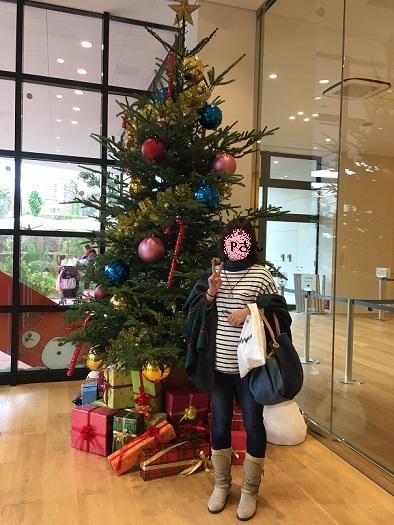 クリスマスの飾りつけもたくさんありました