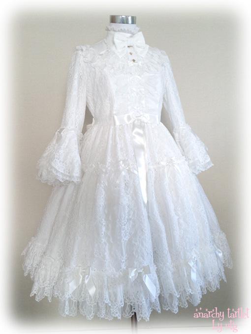 ドレスだよ。