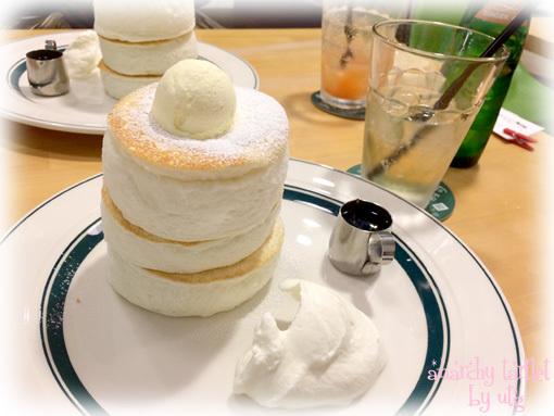 ケーキぃ。