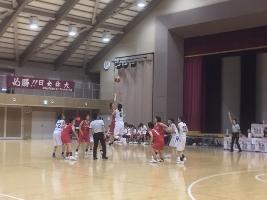 青学女子バスケ20160925①