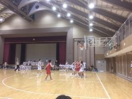 青学女子バスケ20160925③