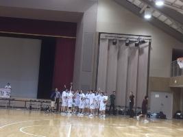 青学女子バスケ20161004①