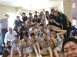青学女子バスケ20161004⑤