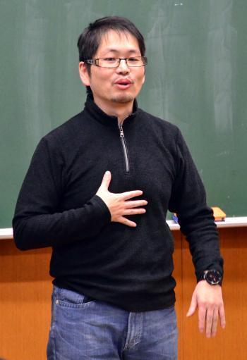 S20161211眞邊先生のセミナー眞邊先生
