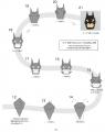バットマン折り図2