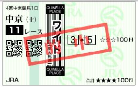 金鯱賞 3-5