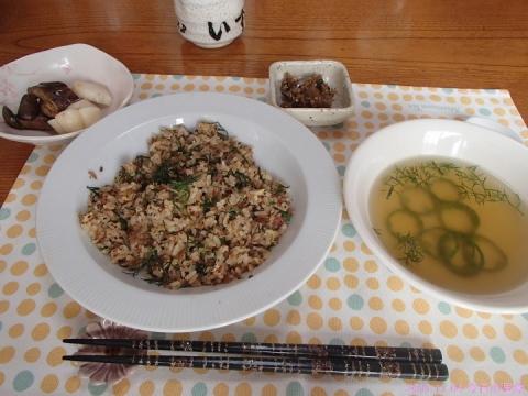 2016 11 04 今日の昼食