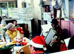 ギャラリーカフェ・クリスマスの集い20161223-11