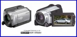 Hi-Visionビデオカメラ