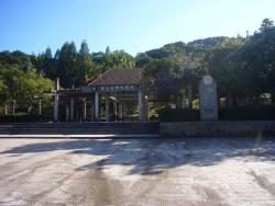 鏡山公園~中央休憩所