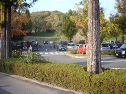 鏡山公園でアコーディオン20161117-1