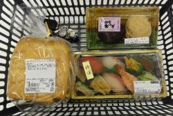 食品の買い物20161115