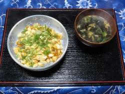 夕食20161102