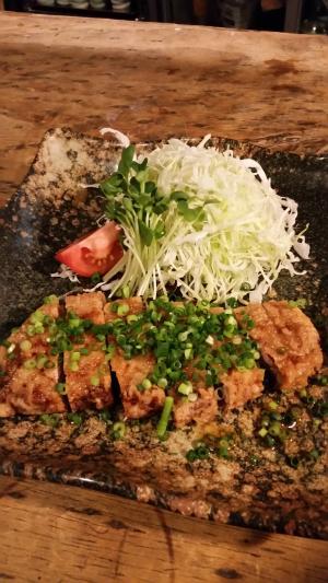 豚ロース香味揚げ (2)