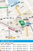 東京交通会map