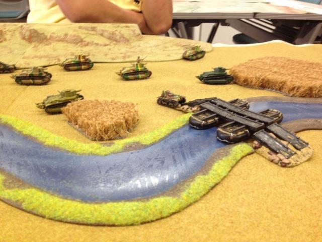 帝国陸軍戦車部隊!