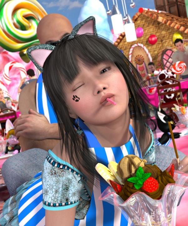 094-苺味は恋の予感♪