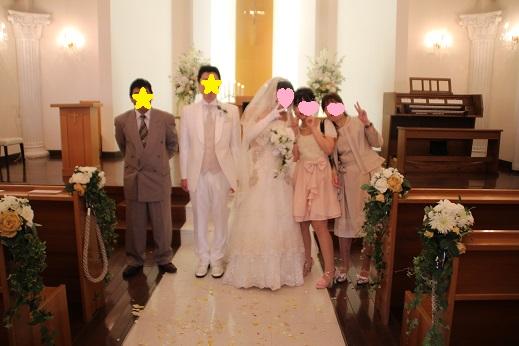 結婚式 2016-4-17-5