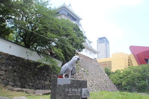 小倉城 2016-7-27-1
