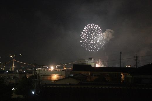 海峡花火 2016-8-13-5