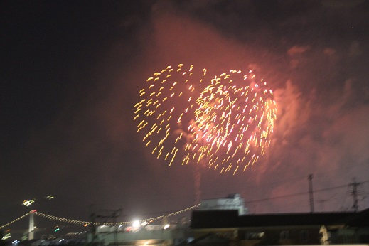 海峡花火 2016-8-13-7