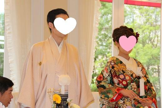 結婚式 2016-8-28-1