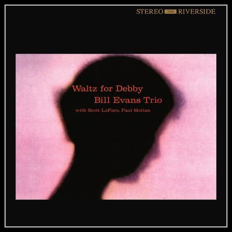 Bill Evans Trio_Waltz For Debby_1961_Album Jaket
