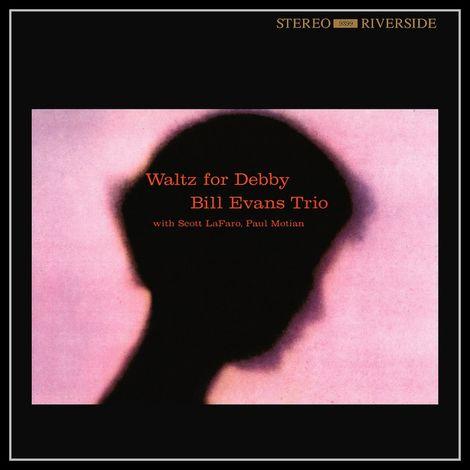 Bill Evans Trio_Waltz For Debby_1961_Album Jaket
