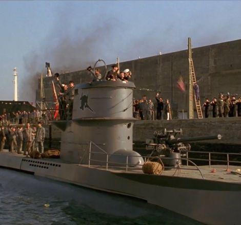 映画『Das Boot』_scene_Uボート_02