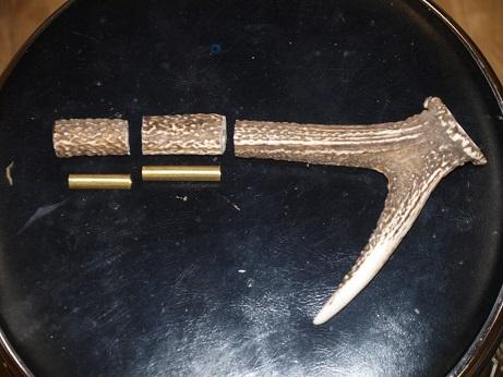 P4160009 鹿の角カット