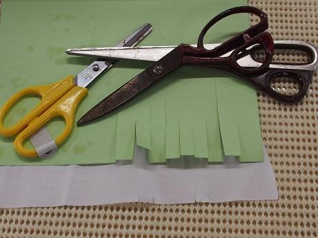 P8131145 紙は切れるが布は切れない