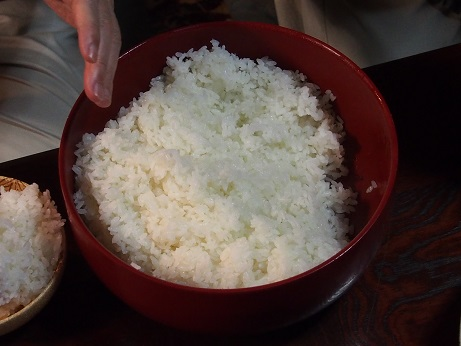 P9250680 白米ご飯