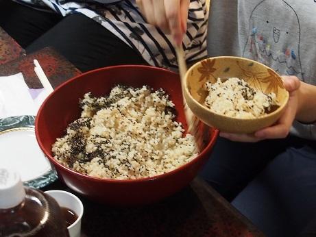 P9250681 玄米ご飯