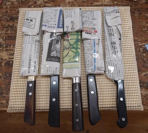 PB070031 新聞紙包装