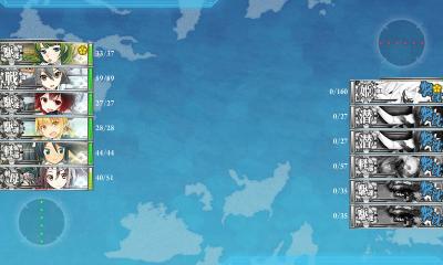 E-1ボス撃破