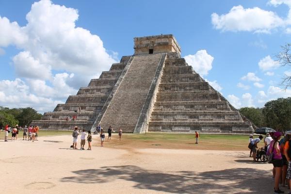 ククルカンピラミッド メシキコ マヤ