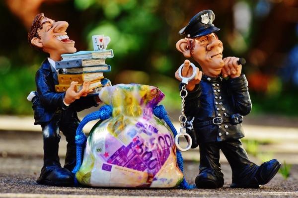スペイン中国人詐欺グループ逮捕