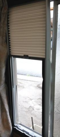 窓用エアコンTIW-A160窓枠