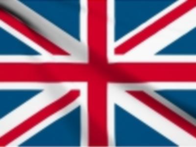 フリー素材から イギリス国旗