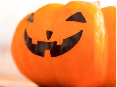 フリー素材 PAKUTASO ハロウィンかぼちゃ