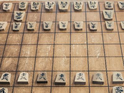 フリー素材 PAKUTASO 将棋