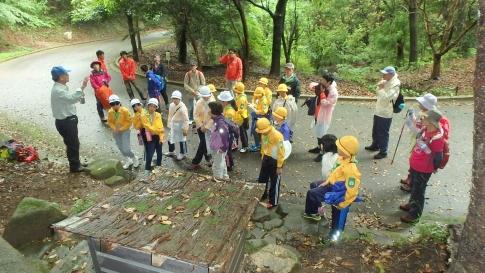 竜王山(山の日・初心者登山教室) 004-001